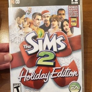 Other - The sims 2 holiday Edition
